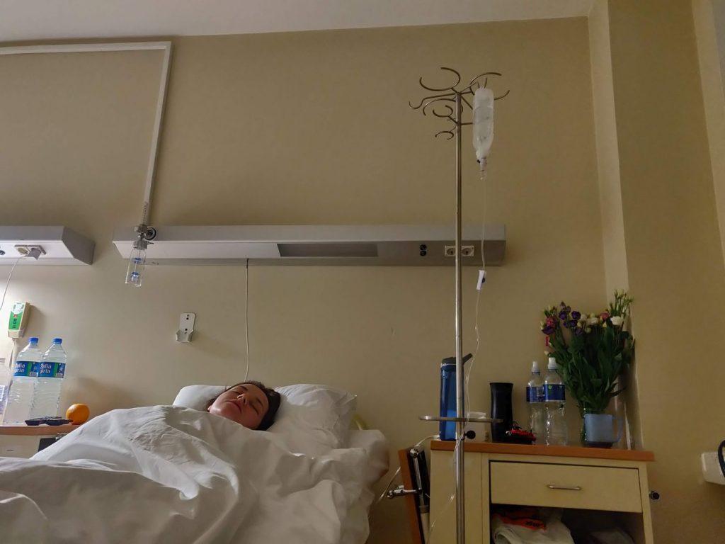Kairiojo sono skausmas nestumo metu
